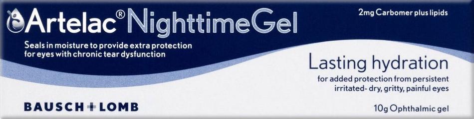 979fff6c887f90 Bausch + Lomb Artelac Night Time Gel 4049649000213